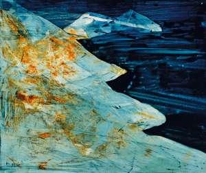 Greek Landscape by SIDNEY NOLAN