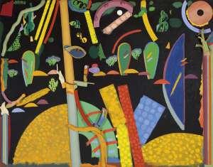 Les Sons et les Parfumes Tournent dans l'air du Soir (Sounds and Scents Move in the Evening Air) by COLIN LANCELEY