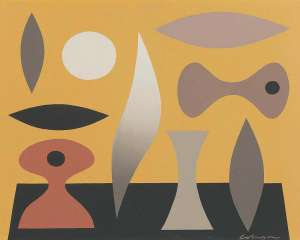 Goodbye Little Yellow Bird by JOHN COBURN