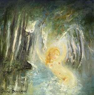 Europa Bathing by DAVID BOYD