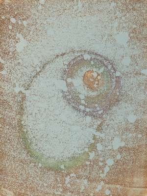 Pour Rimbaud by MAX ERNST