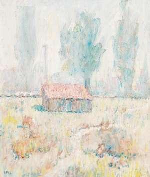 Morning at Bathurst by LLOYD REES