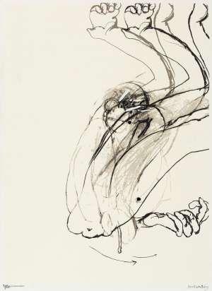 Swinging Monkey I by BRETT WHITELEY