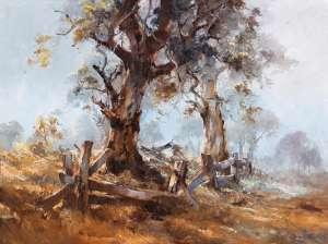 Misty Morning by D'ARCY DOYLE