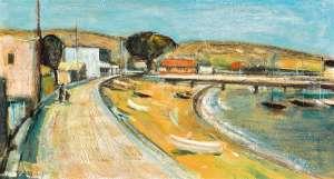 Watson's Bay by BRETT WHITELEY