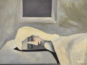 Barbara Dreaming by CHARLES BLACKMAN
