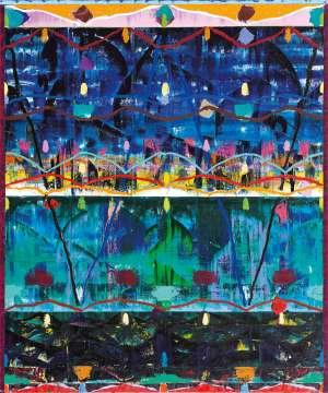 Random Aurora by MICHAEL JOHNSON