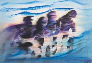 Spindrift by CHARLES BLACKMAN