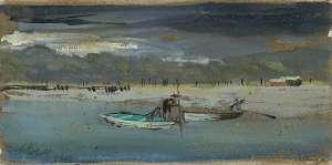 Lake Wangi by WILLIAM DOBELL