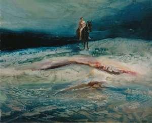 The Wanderer (Perithous III) by JAMES GLEESON