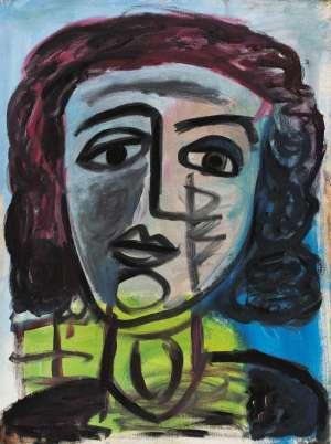 Untitled (TP272) by TONY TUCKSON