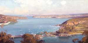 Middle Harbour by KEN KNIGHT