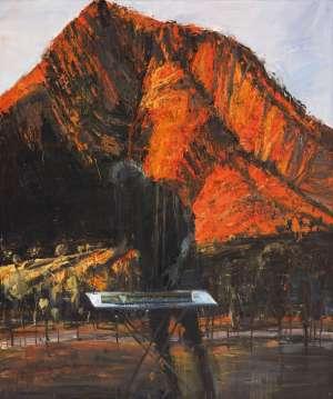 Under Red Mountain/Flinders by EUAN MACLEOD