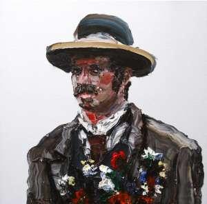 Valentines Cowboy by PAUL RYAN