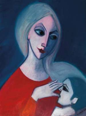 Mother and Child by ROBERT DICKERSON