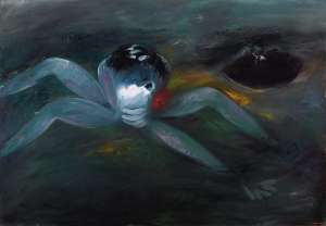 The Lovers by ARTHUR BOYD