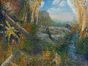 Bright Day, Tallanbanna by WILLIAM ROBINSON