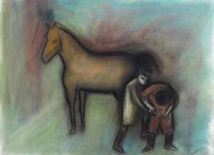 The Farrier by ROBERT DICKERSON