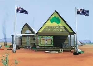 Glennville Souvenirs, Mt Irwin, NSW by CALLUM MORTON