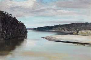 Shoalhaven River Scene by ARTHUR BOYD