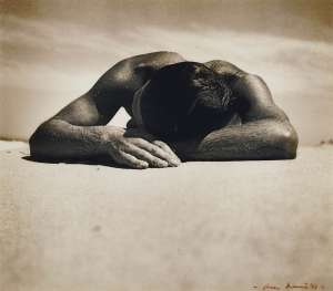 Sunbaker by MAX DUPAIN
