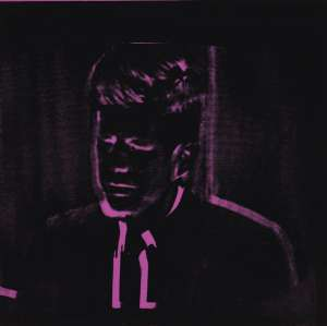 Flash (November 22 1963 Series) by ANDY WARHOL