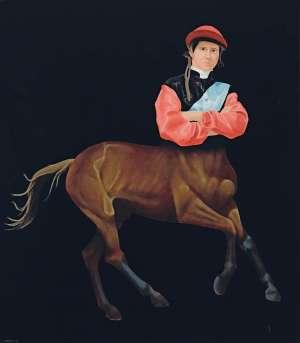 Centaur by IVAN DURRANT