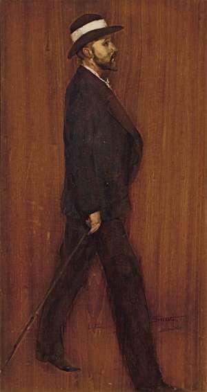 Self Portrait by ARTHUR STREETON