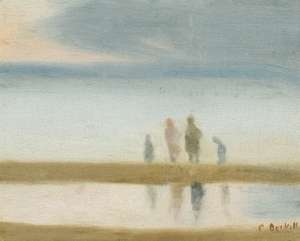 On the Sandbar by CLARICE BECKETT