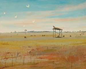 Wimmera by ARTHUR BOYD