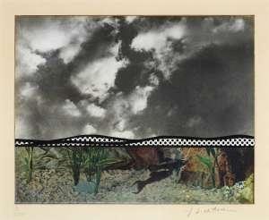 Fish and Sky, from Ten from Leo Castelli by ROY LICHTENSTEIN