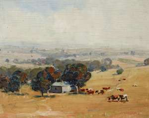 The Farm by ALFRED COLEMAN