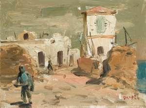 El Alamein by WILLIAM DARGIE