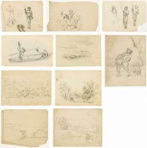 Sketchbook by THOMAS BALCOMBE