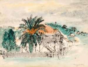 The Queenslander by MARGARET OLLEY