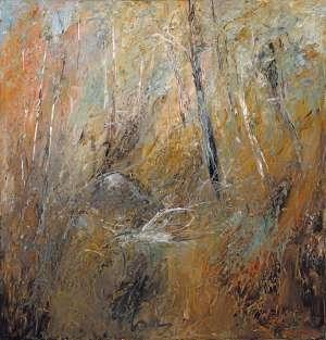 Bushland by ARTHUR BOYD