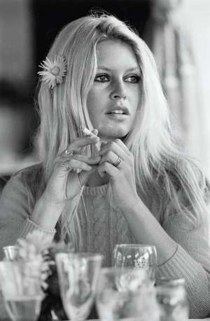 Brigitte Bardot, Deauville by TERRY O'NEILL