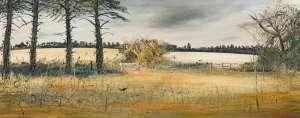 Suffolk Landscape by ARTHUR BOYD
