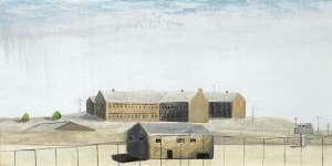 Yatala Prison, South Australia by NOEL McKENNA