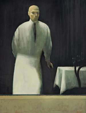 The Waiter by RICK AMOR