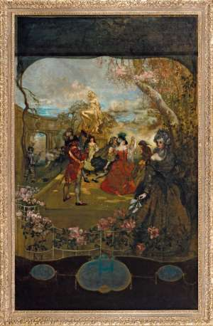 Scaramouche by CHARLES CONDER