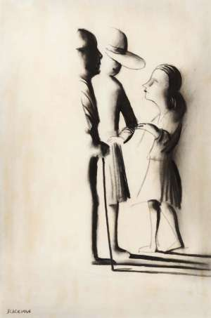 The Gathering by CHARLES BLACKMAN