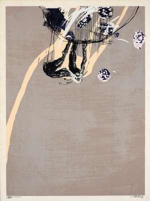 Swinging Monkey 3 by BRETT WHITELEY