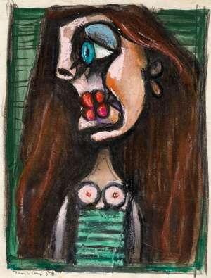 Girl by ALBERT TUCKER