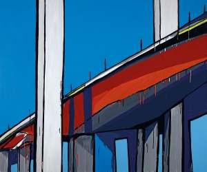 Bolte Bridge 1999 by JASPER KNIGHT