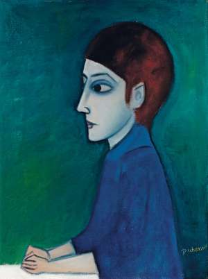 The School Boy by ROBERT DICKERSON