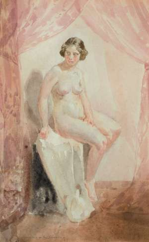 Innocence by NORMAN LINDSAY