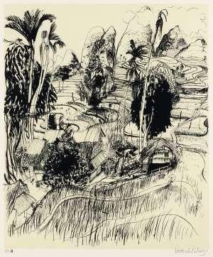 Torajaland (Celebes) by BRETT WHITELEY
