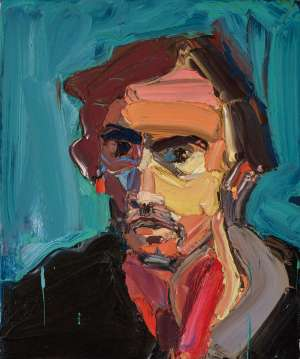 George Byrne Study by BEN QUILTY
