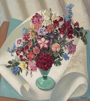 Flowers by ADRIAN FEINT